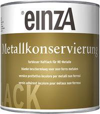 einzA Metaalvernis Zijdeglans 750 ml