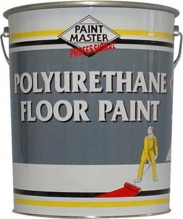 Paintmaster PU Betonverf Donkergrijs 20 Liter