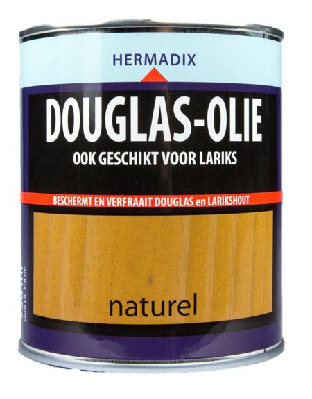 Hermadix Douglas-Olie Naturel 750 ml