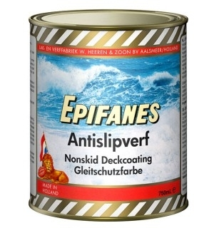 Epifanes Antislipverf Grijs 212 2 Liter