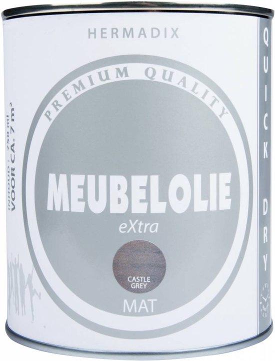 Hermadix Meubelolie eXtra White Wash Mat 750 ml