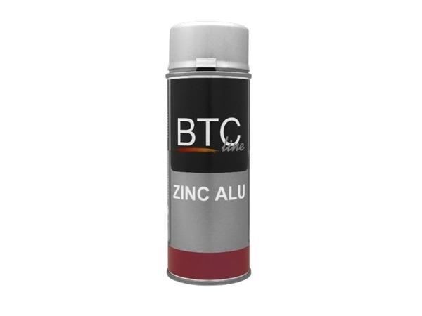 BTC Spuitbus Zink Alu Spray 400 ml