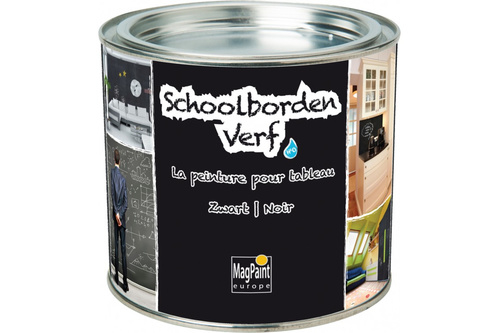 MagPaint Schoolbordenverf Zwart 500 ml