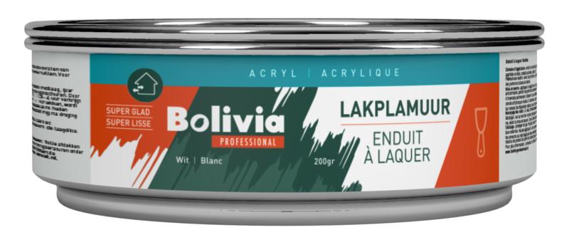 Bolivia Acryl Lakplamuur 200 gram