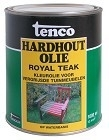 Tenco Hardhoutolie Royal Teak 1 Liter