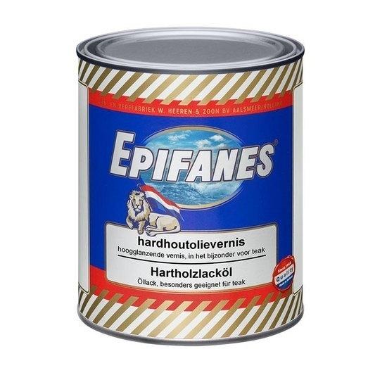 Epifanes Hardhoutolievernis MAT 1 Liter