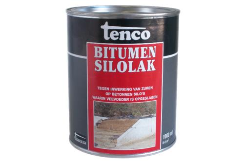 Tenco Bitumen Silolak 2,5 liter