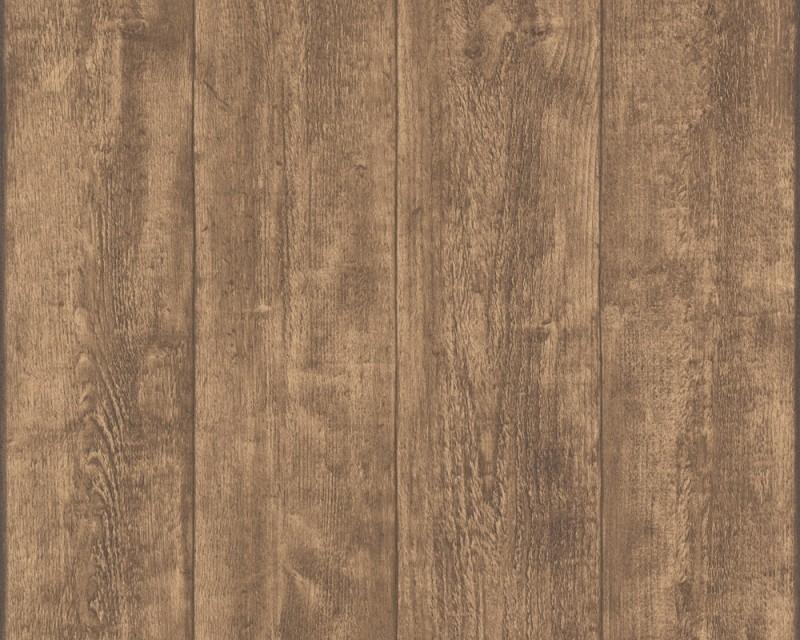 Betere As Creation Wood 'n Stone Hout Planken Behang 7088-23 | Hout UF-01