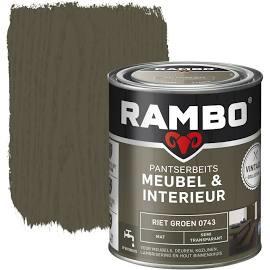 Rambo Pantserbeits Meubel & Interieur Riet Groen 0743 750 ml