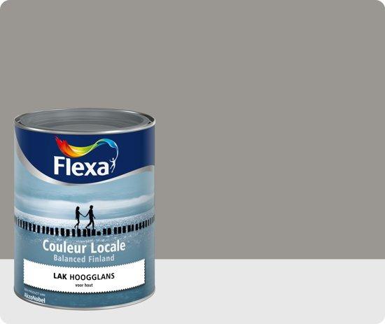 Flexa Couleur Locale Balanced Finland Balanced Tundra 6505 Hoogglans 750 ml