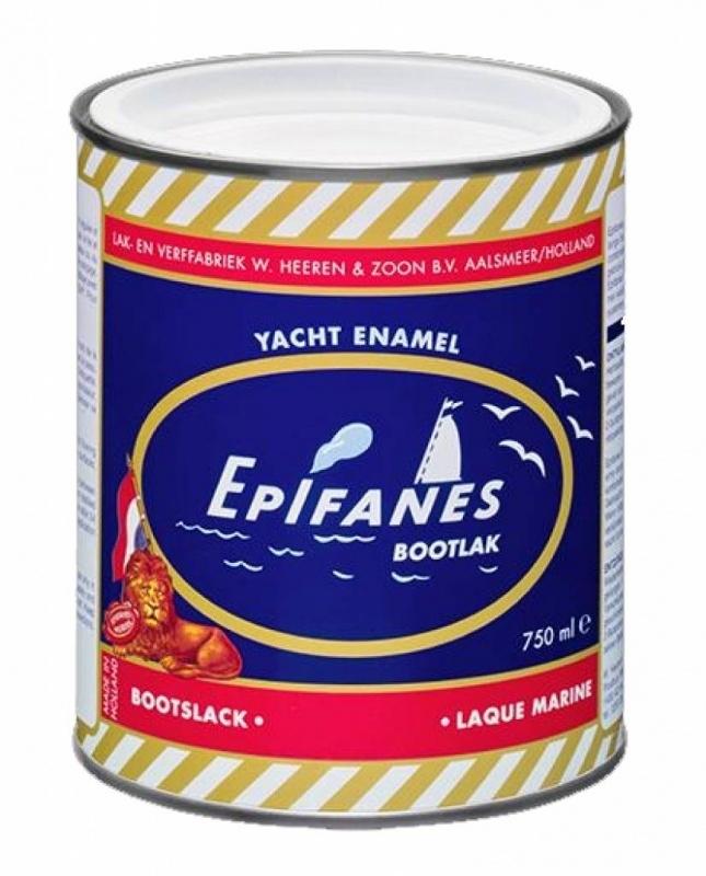 Epifanes Bootlak Alle Kleuren 750 ml