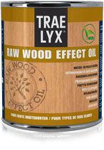 Trae Lyx Raw Wood Effect Oil  MAT voor Lichte Houtsoorten 750 ml