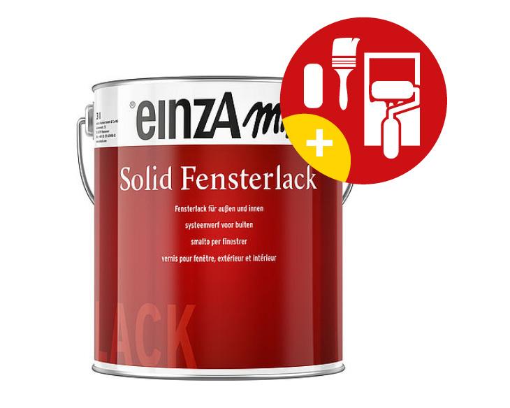 einzA Solid Schakelverf 3 Liter