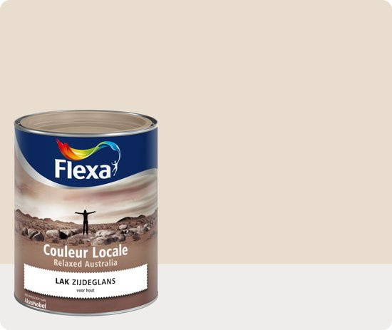 Flexa Couleur Locale Relaxed Australia Relaxed Dawn 3515 Zijdeglans 750 ml
