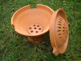 Fair trade  BBQ terracotta