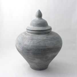 Fair trade waterpot van keramiek