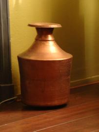 Fair trade waterpot uit Nepal