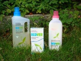Set ecologische wasmiddelen van Ecover