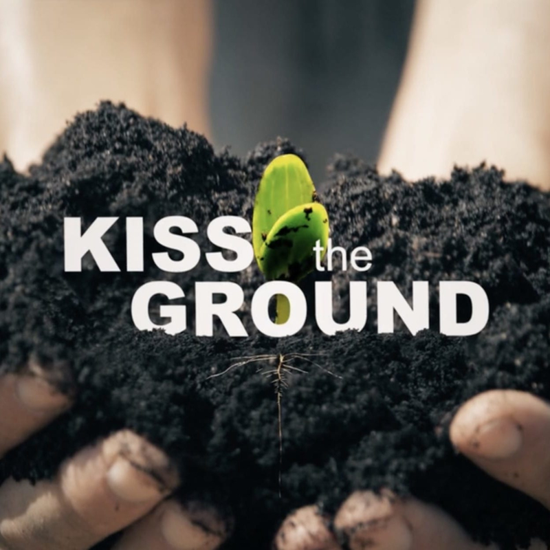 Documentaire  'KISS the GROUND'