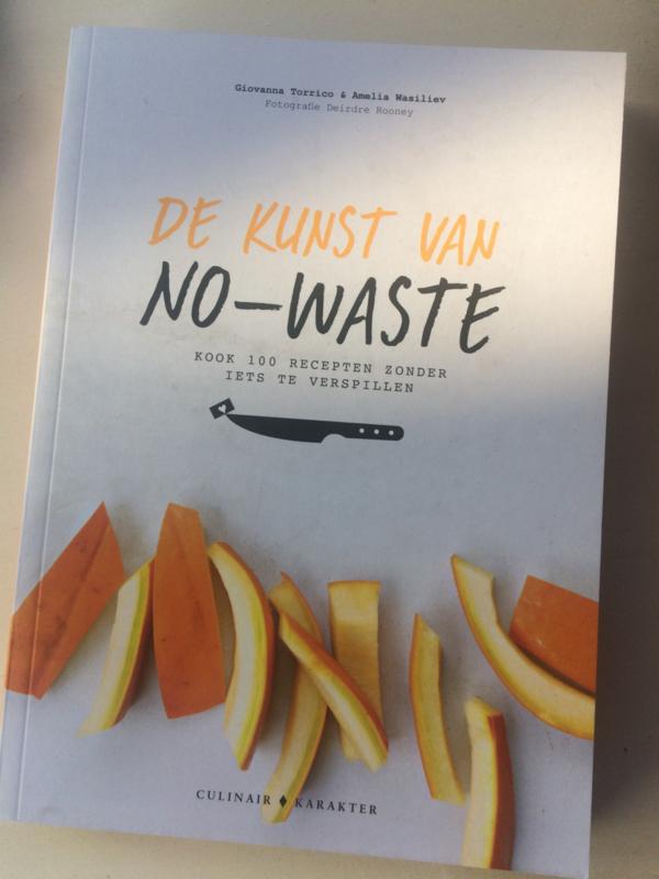 'kRestcadeau'   kookboek   'DE KUNST VAN NO-WASTE'