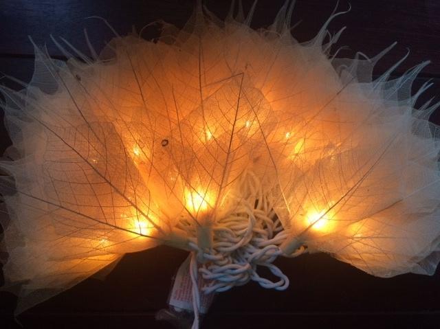 fairtrade 'kRestverlichting' van Bodhi bladeren
