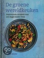 Kookboek  `De groene wereldkeuken`