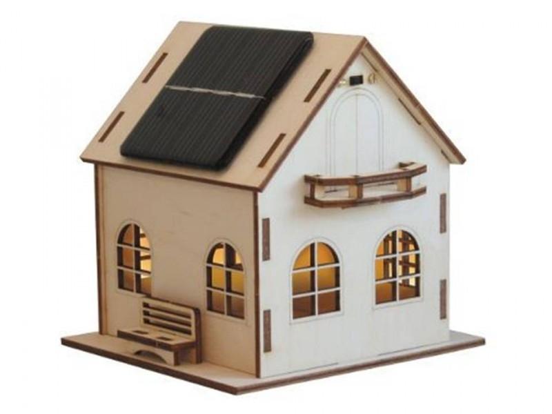 Zonnehuis bouwpakket