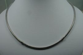 +[ 8714 ] Ketting Pandora stijl met magneet slotje, per stuk