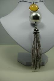 [ 0851 ] Hanger met 30 mm. bal, per stuk