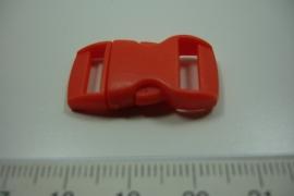 [ 0868 ] Klik slot 28.5 x 14.5 mm. Oranje, per stuk