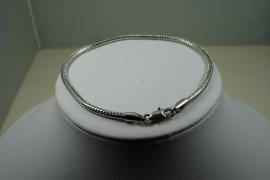 [ 6232 ] Pandora stijl armband 23 cm. per stuk