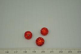 [1007 ] Shambala kraal 10 mm, Oranje