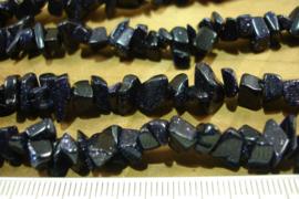 +[ 8786 ] Natuursteen Split S, Blauwvloed, per streng