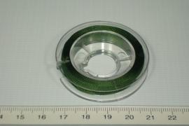 [8005] Pareldraad 0.20 mm, Donker Groen.