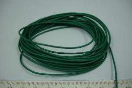 [8112 ] Waskoord 1.3 mm. Groen, 5 meter