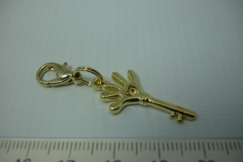 [0542 ] Bedel met slotje, Sleutel