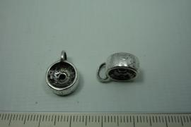 [ 0795 ] Hanger voor punt steen 8 mm.  per stuk