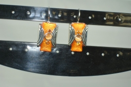 [OR,023] metalen Oorbel type 3