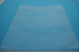 [ 8256 ] Grip zakjes 10 x 10 cm. Blank, 100 stuks