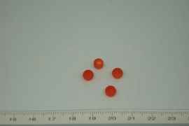 [0378 ] Polariskraal 6 mm. Oranje