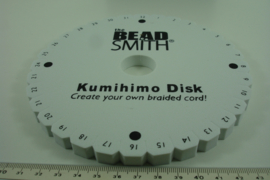 [ 6700 ] Kumihimo Disk 15 cm. per stuk