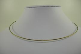 [ 1165 ] Spang 43 cm. met draaislotje, Licht Groen, per stuk