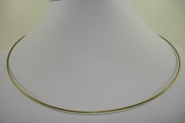 [ 1160 ] Spang 47 cm. met draaislot, Licht Groen, per stuk