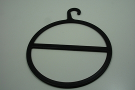 [ 8329 ] Sjaal hanger Rond 11 cm. per stuk