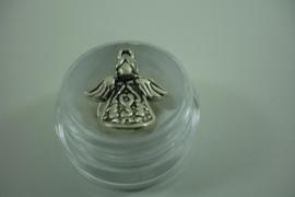 [ 6978 ] Bescherm Engel 21 mm. op revere pin, per stuk
