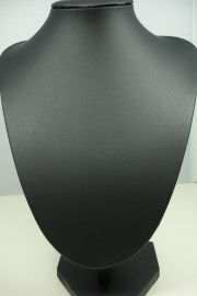*[ 9104 ] Hals Punt Leer mat, Klein 25 cm.