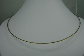 [0721 ] Spang 47 cm. Mos Groen, met Draai slot, per stuk
