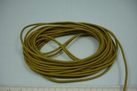 [8149 ] Waskoord 1.8 mm. Mosterd, 5 meter