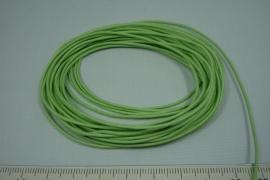 [8110 ] Waskoord 1.3 mm. Licht Groen, 5 meter