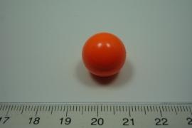 [ 0922 ] Klank bal 16 mm. Oranje.